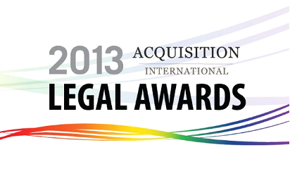 2013 Legal Awards