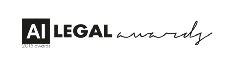 Ai LEgal Awards 2015